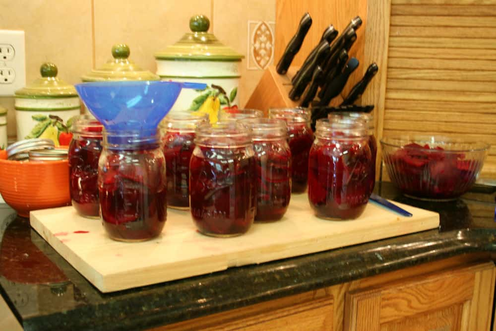 canning beets 2