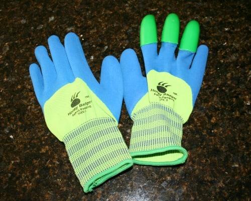 badger gloves