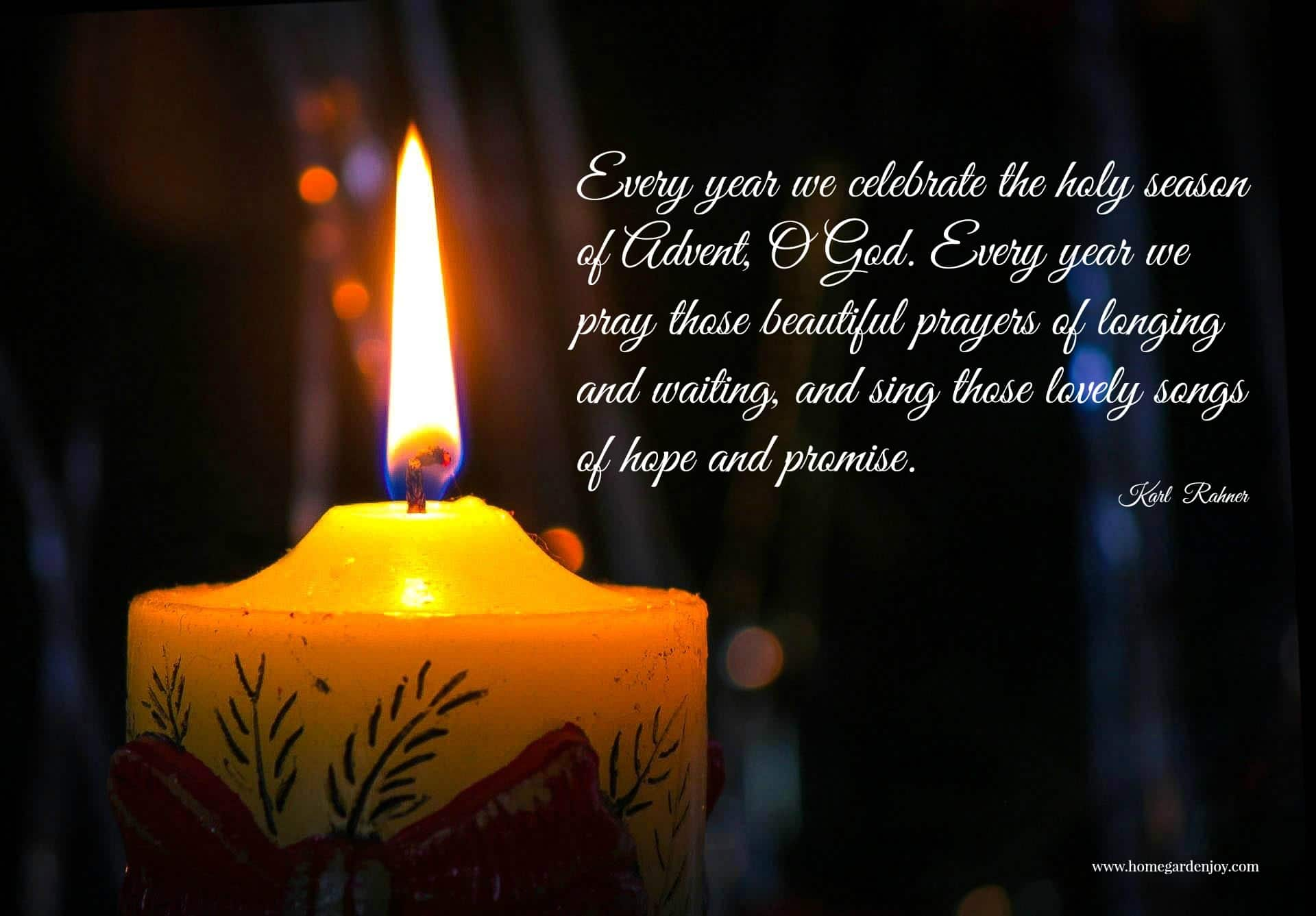 11 Inspiring Advent Christmas Quotes Prayers And Bible: Advent Time Quotes. QuotesGram
