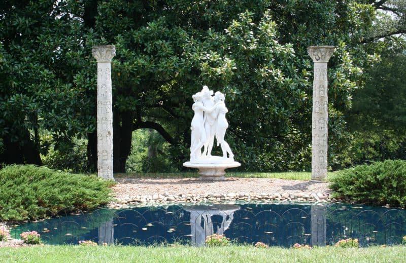 reflecting pool maymont