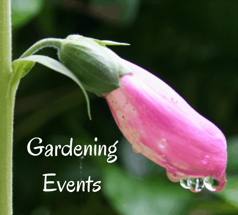 gardening events in Virginia