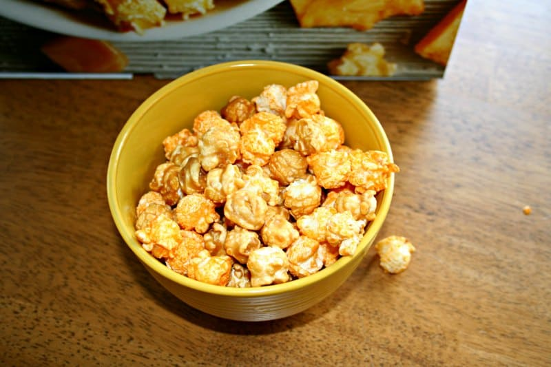 review of G.H.Cretors popcorn