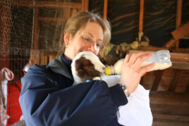 Jeanne Grunert, compassionate lifestyle advocate