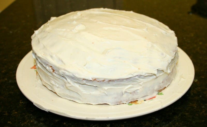 Carrot Cake With Canned Carrots