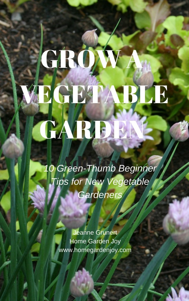 cover of gardening book