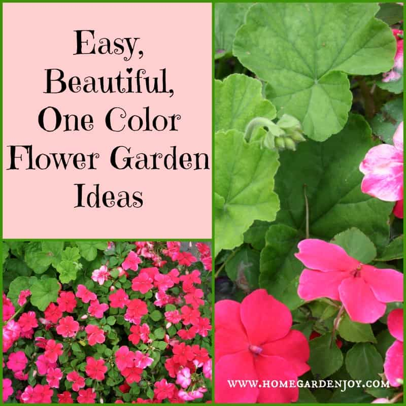 Easy Flower Garden Design Ideas - Home Garden Joy