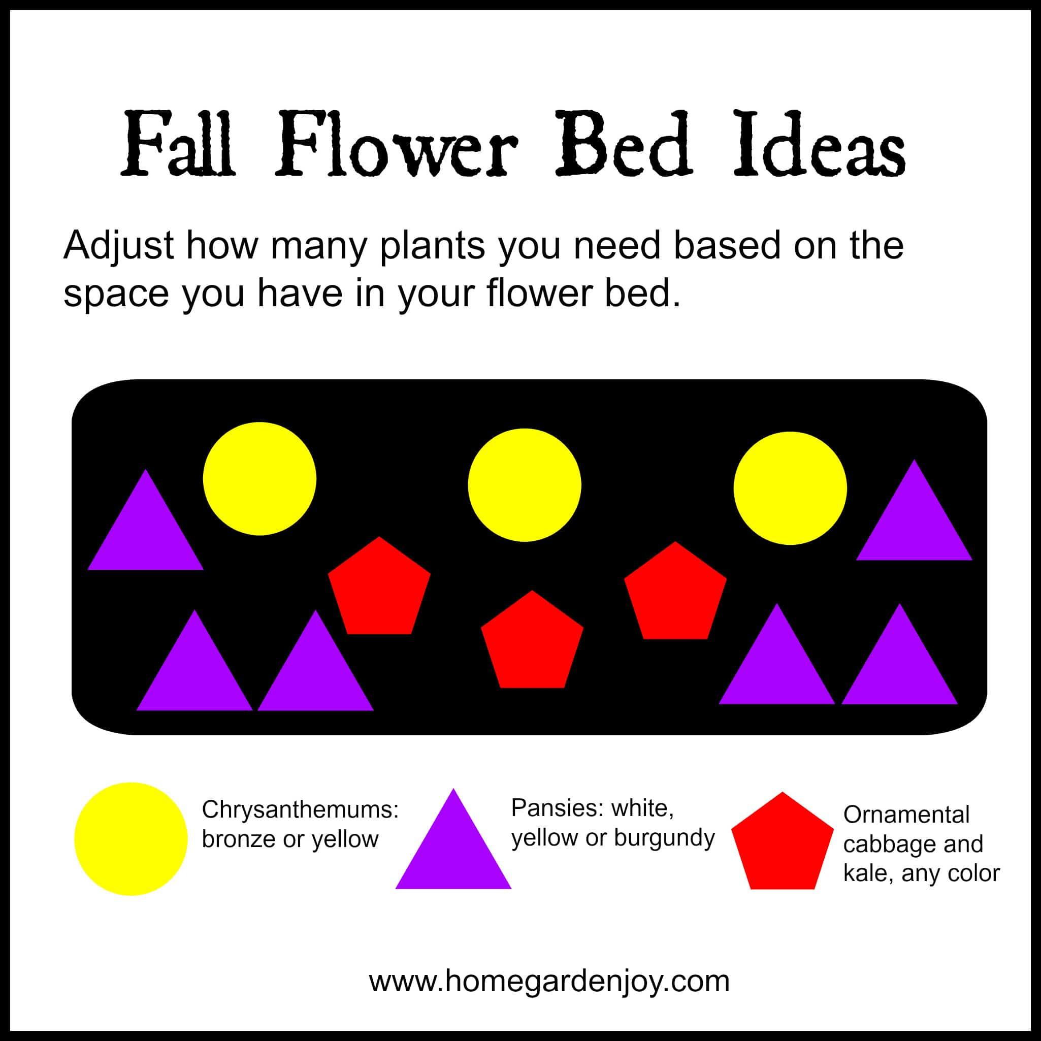 Exceptional Fall Flower Garden Ideas Part - 7: Home Garden Joy