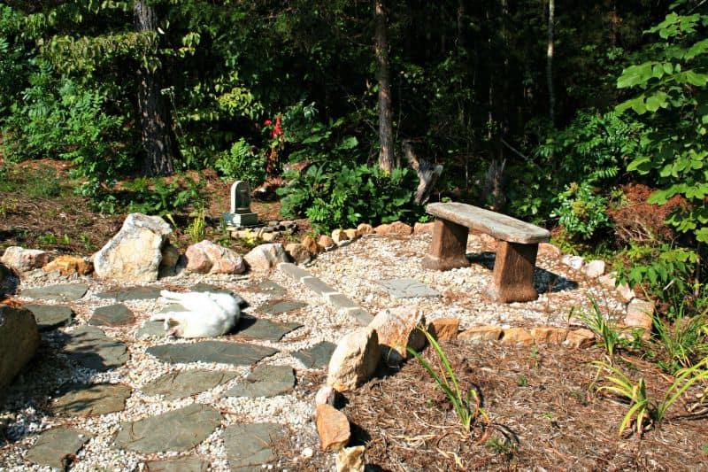 garden sacred space